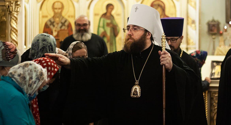 Губернатор благодарен митрополиту Саратовскому Игнатию за привлечение 50 млн. рублей на борьбу с ковидом