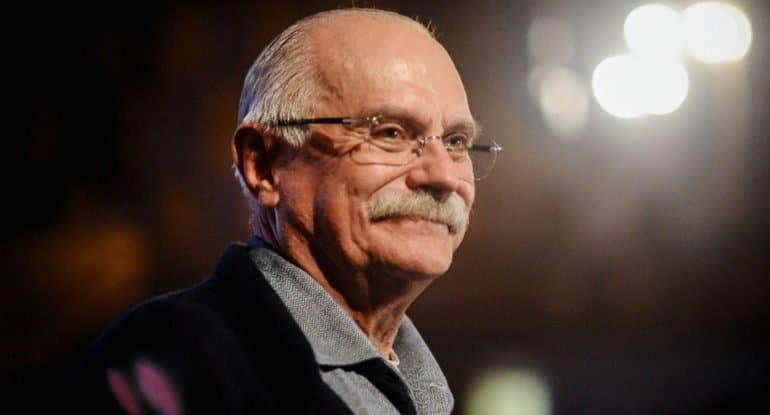 Никита Михалков отмечает свое 75-летие