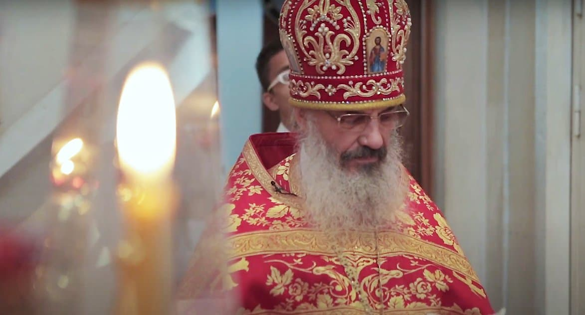 Как православные священники служат в Италии