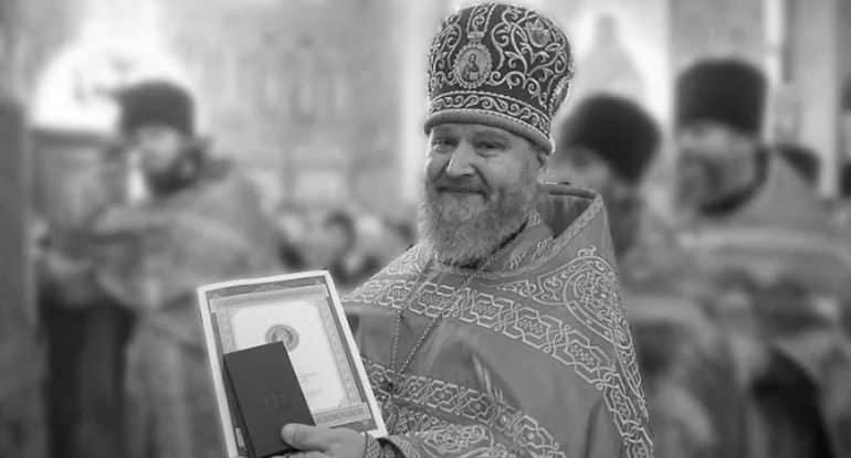 Вследствие коронавируса скончался настоятель кафедрального собора Старого Оскола