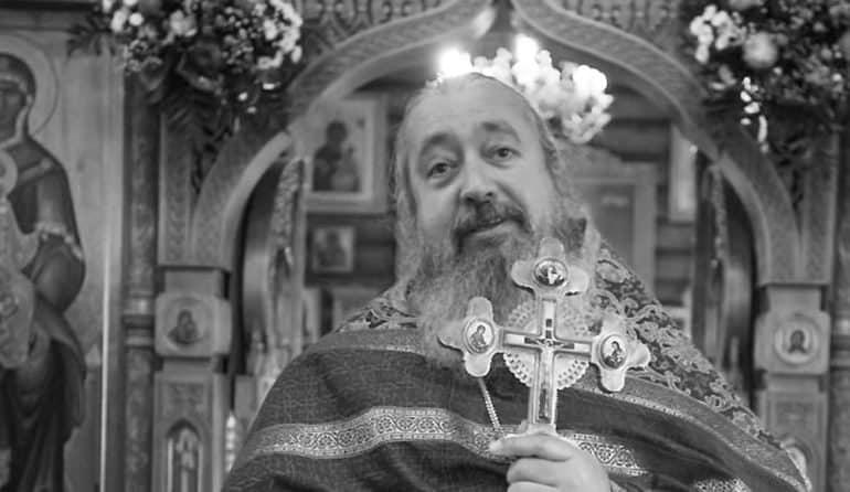 Из-за коронавируса умер настоятель храма Иоанна Кронштадтского в Жулебине протоиерей Димитрий Арзуманов
