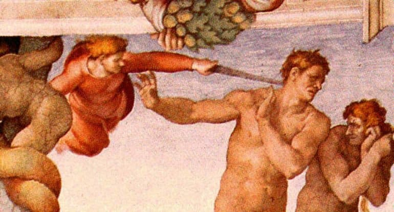 Согрешили Адам и Ева. За что Бог проклял землю?