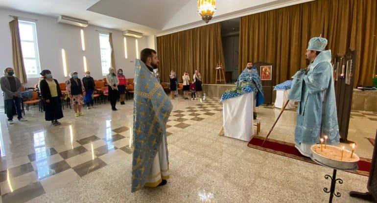 Католики испанской Гранады передали православной общине свой храм