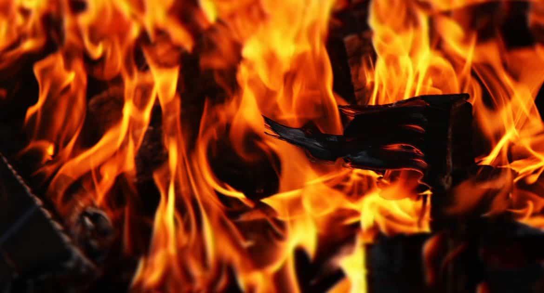 За что Бог наказал тремя пожарами?