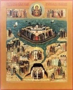 Воскресенье, 1 ноября 2020 года: что будет в храме?