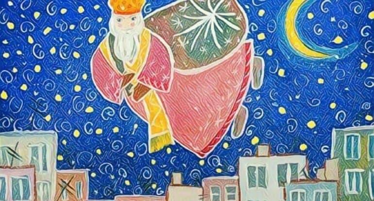 В Арсеньевской епархии незнакомые люди подарят друг другу подарки