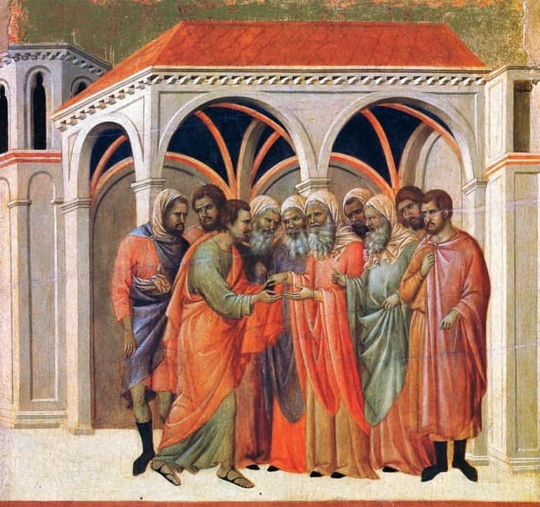 Мог ли Иуда получить прощение — как Петр, который отрекся?