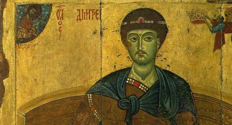 Как мой небесный покровитель не дает мне от себя убежать — удивительная история крещенного в честь Димитрия Солунского
