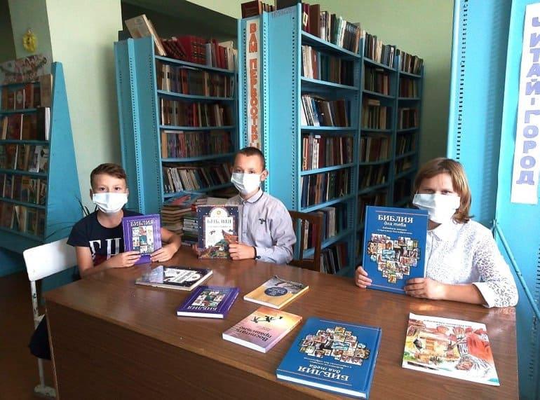 «Православная инициатива» помогла организовать в башкирском селе полезный досуг для детей