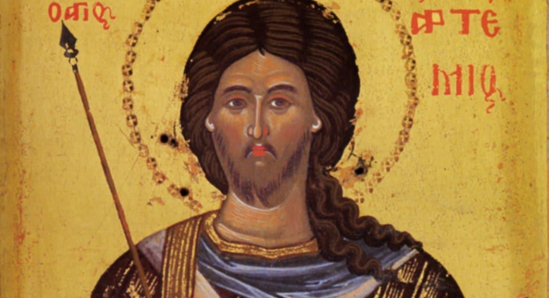 Православные чтут память великомученика Артемия