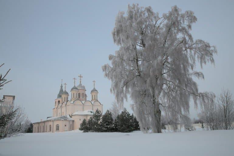 Соскучились по снегу? Посмотрите эти зимние снимки от фотографа