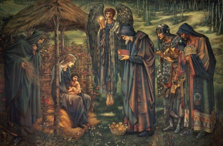 Сколько лет прошло от Рождества Христова?