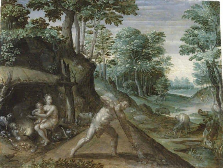 Что мы знаем о жизни Адама и Евы после изгнания из рая