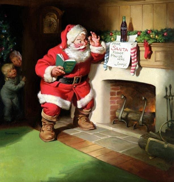 Как святой Николай «превратился» в Санта-Клауса?