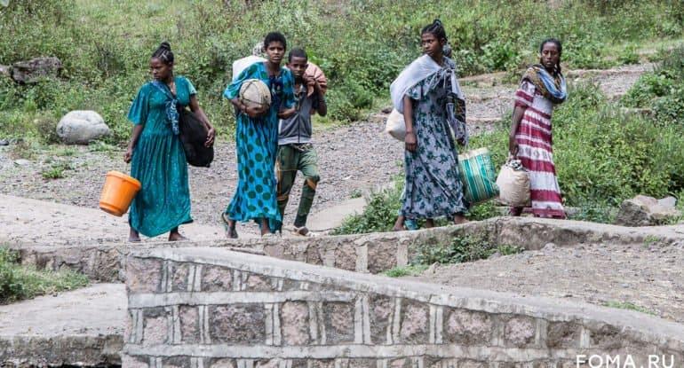 Предстоятель Эфиопской Церкви поблагодарил патриарха Кирилла за поддержку во время гонений