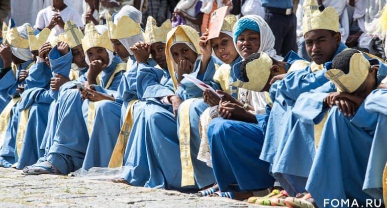 В Русской Церкви призвали к созданию межхристианского альянса для защиты верующих в Африке