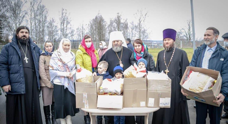 В епархиях стартовали рождественские проекты помощи нуждающимся