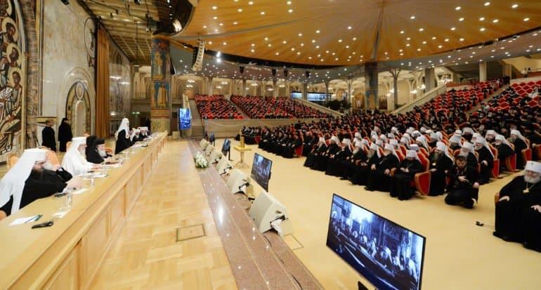 В ноябре 2021 года состоится Архиерейский Собор Русской Православной Церкви