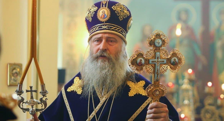Архиепископ Каширский Феогност назначен наместником Донского монастыря Москвы