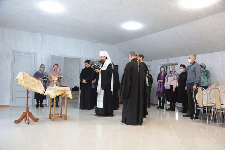 С участием Церкви в Челябинской области открыли первый стационарный приют для беременных