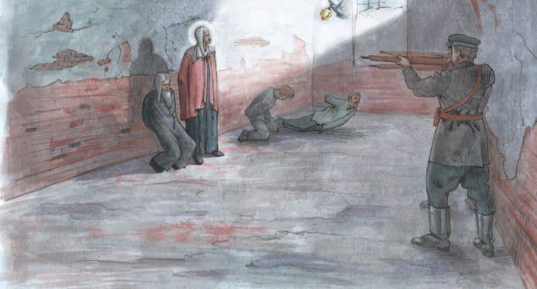 Святая Елизавета Самосская: она не отказалась от храма и была расстреляна