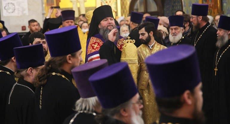 Епископ Екатеринбургский Евгений начал служение на Уральской земле