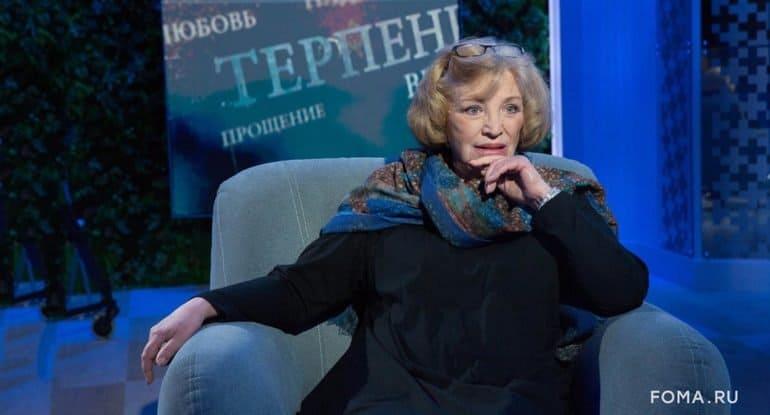 Мой дед был священником, – актриса Ольга Остроумова