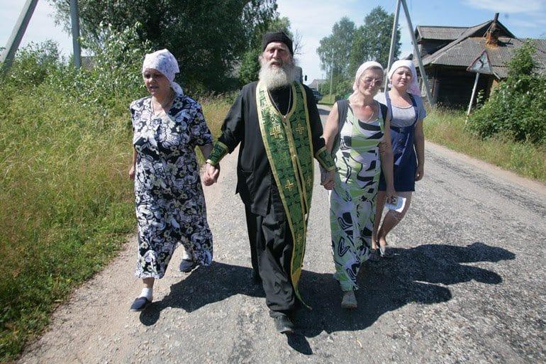 По направлению к Селигеру. Фоторепортаж Сергея Воронина