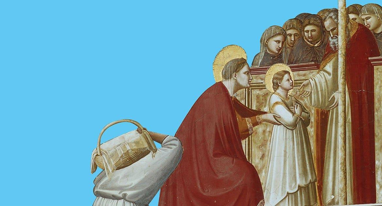 Коротко о празднике: Введение во храм Пресвятой Богородицы