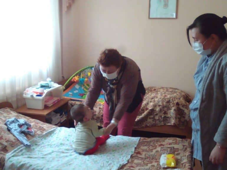 Православный грант помог организовать в Калуге помощь одиноким мамам
