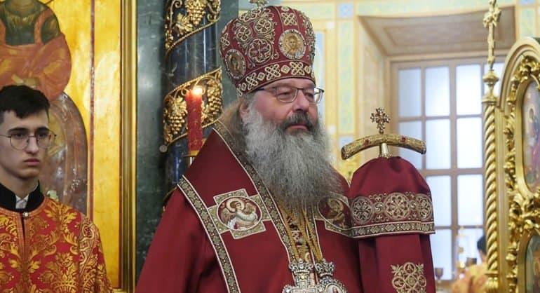 Митрополит Екатеринбургский Кирилл назначен главой Татарстанской митрополии
