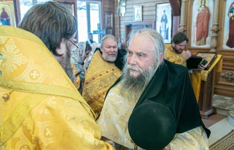 У недавно открытого единственного мужского монастыря Удмуртии появился игумен