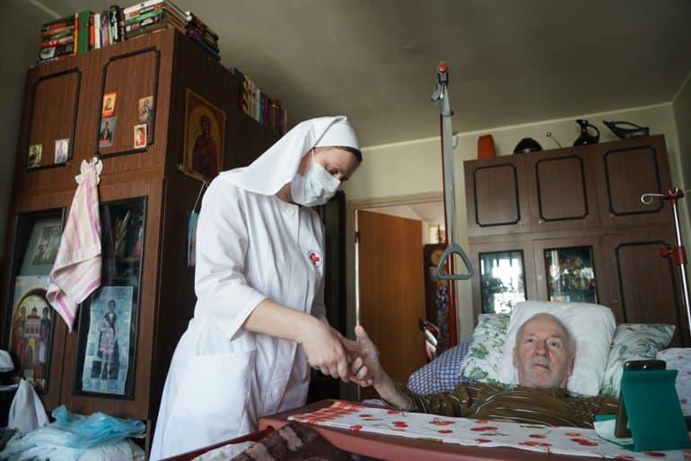 В 2020 году спрос на помощь службы «Милосердия» вырос вдвое