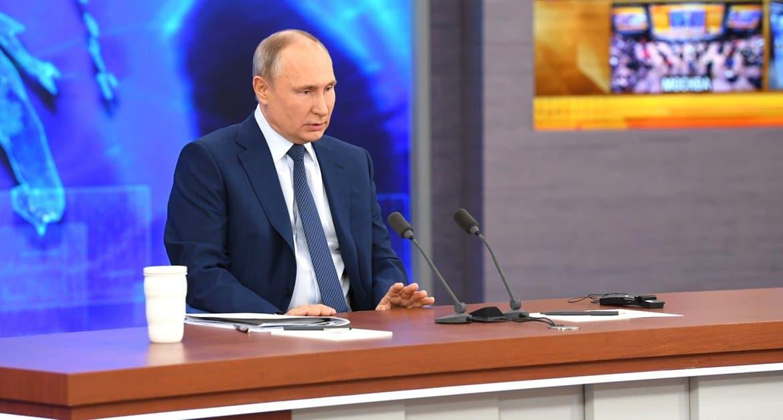 Владимир Путин объяснил, почему не все сразу могут вакцинироваться от коронавируса