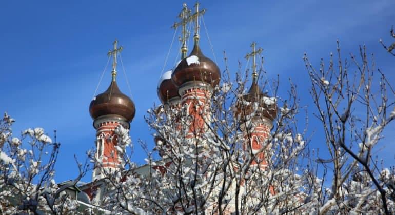Высоко-Петровский монастырь приглашает встретить Рождество 2021