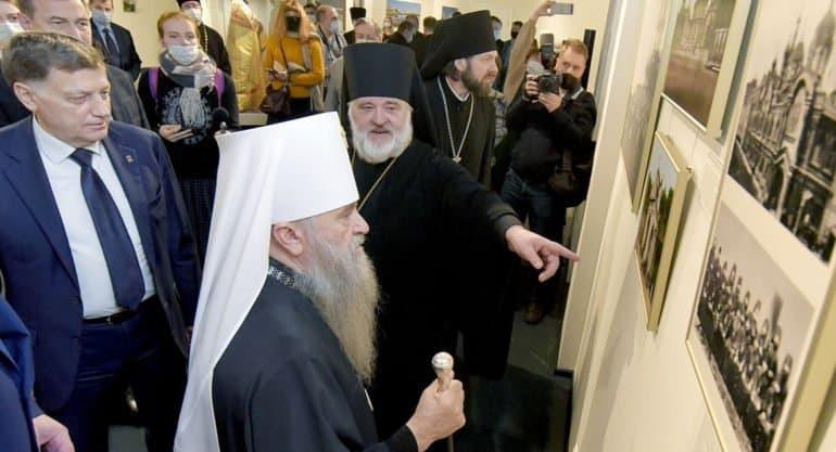 В Петербурге начались празднования в честь 800-летия святого князя Александра Невского