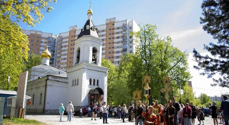 Церкви передали московский храм XIX века