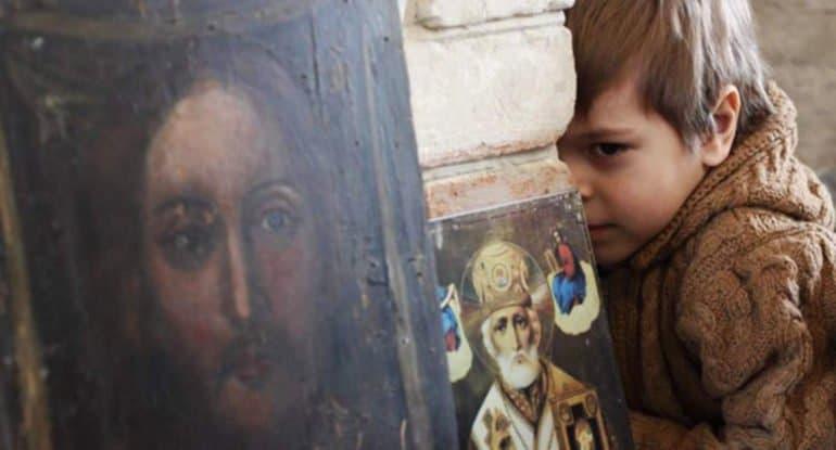 «И тогда 11-летний мальчик вынес Христа на себе» – история одной убитой за веру и ее сына, который выжил