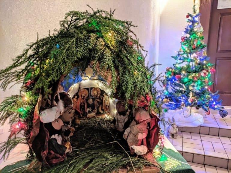 Как встретили Рождество Христово в столице Малайзии