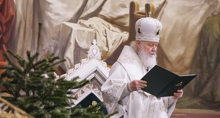 Рождественское послание 2021 Святейшего Патриарха Московского и всея Руси КИРИЛЛА