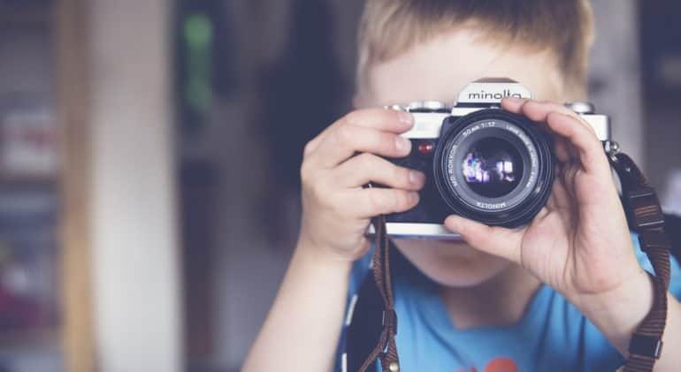 Стартовал прием работ на детский фотоконкурс «Вооруженный глаз – 2021»