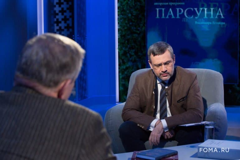 Смерть на сцене, роль Сталина и служение алтарником,  – актер Вадим Андреев о жизни и вере
