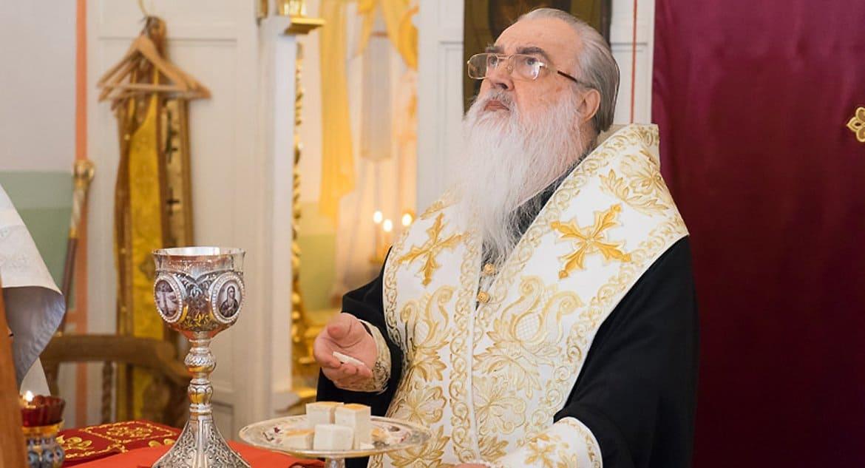 Патриарх Кирилл отметил роль митрополита Филарета в возрождении церковной жизни в Беларуси