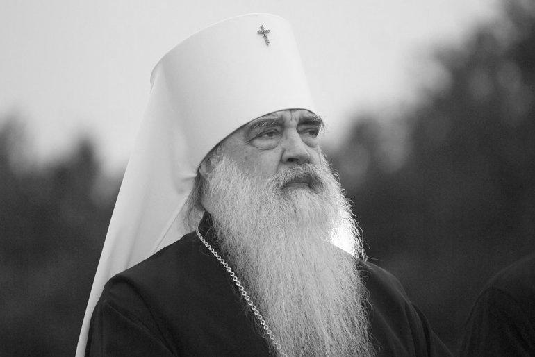 Преставился почетный Патриарший экзарх Беларуси митрополит Филарет