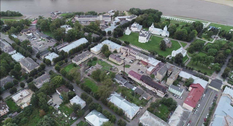 В Новгороде впервые отыскали следы знаменитого Немецкого двора