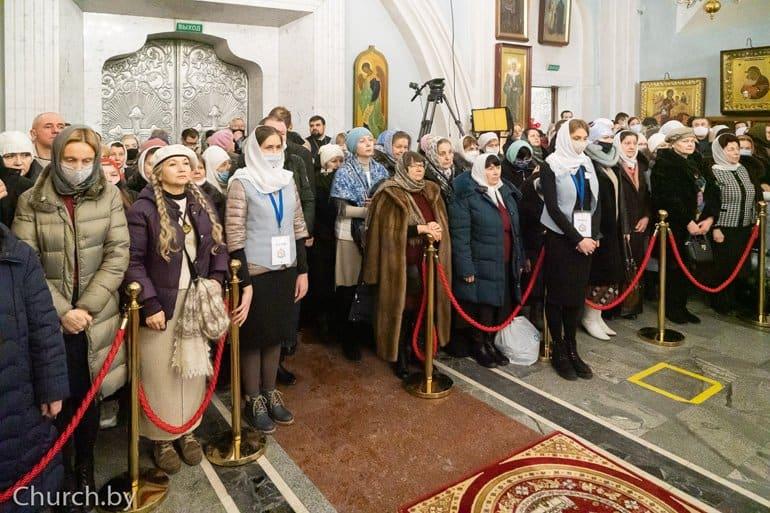 В Минске состоялось отпевание почетного Патриаршего экзарха митрополита Филарета