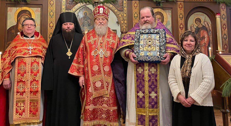 Приход в американском Стаффорде спустя 13 лет вернулся в лоно Русской Зарубежной Церкви
