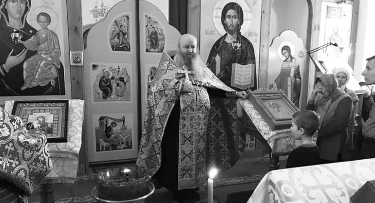 Из-за коронавируса умер священник, восстанавливавший ростовские храмы