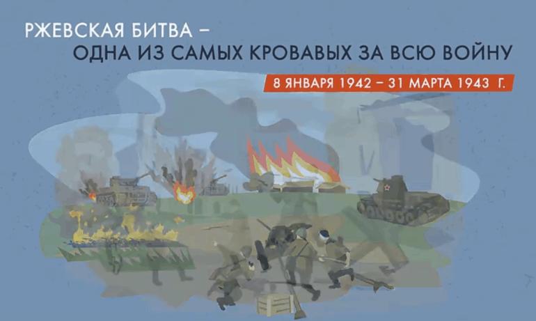 Ржевская битва