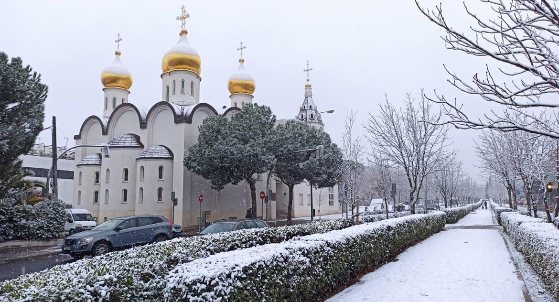 El Mundo включило русский собор в шестерку красивейших храмов Мадрида